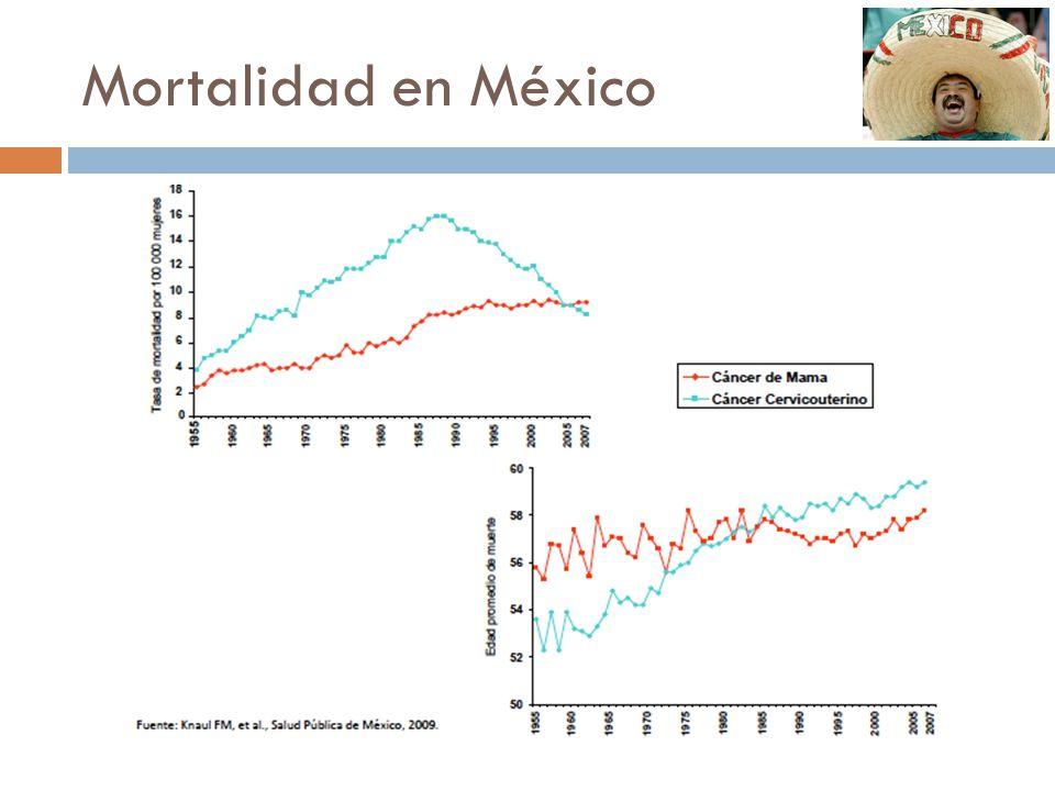 Mortalidad en México