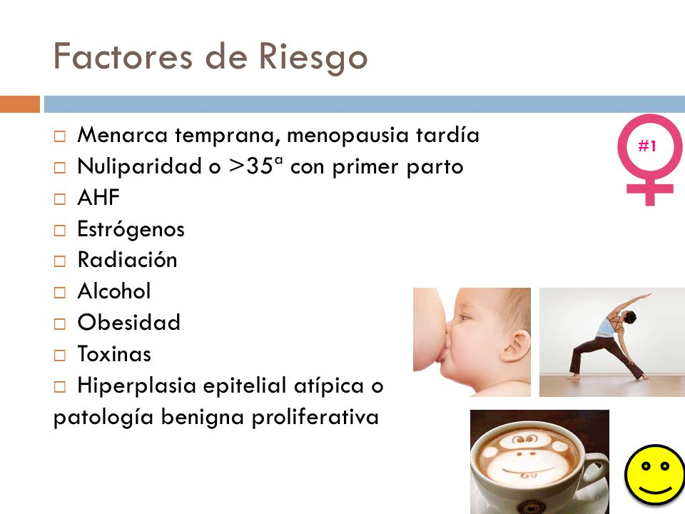 Clasificación histológica NO INVASOR Carcinoma lobular in situ Carcinoma ductal o intraductal in situ Papilar, cribiformes, sólido, comedónico TUMORES EPITELIALES Y CONECTIVOS MIXTOS Tumores piloides o Carcinosarcoma Angiosarcoma INVASOR Carcinoma lobular invasivo (10%-15%) Carcinoma ductal invasivo Ductal invasivo no específicado 50-70% Tubular 2-3% Mucinoso o coloide 2-3% Medular 5% Cribiforme invasivo 1%-3% Papilar invasivo 1%-2% Adenoquístico 1% Metaplásico 1% Townsend: Sabiston Textbook of Surgery, 18th ed.