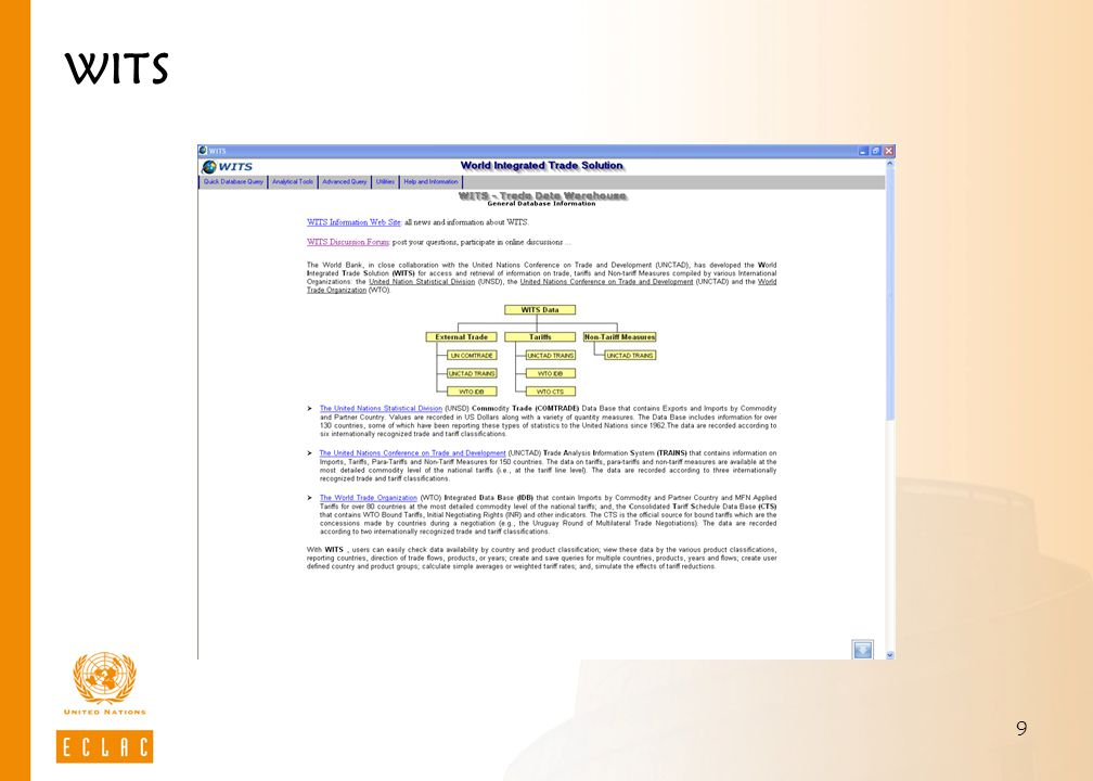Indicadores de Comercio Exterior y Política Comercial José Durán Lima, Oficial de Asuntos Económicos Mariano Alvarez, Consultor Ciudad de Guatemala, 31 de agosto al 03 de septiembre de 2009