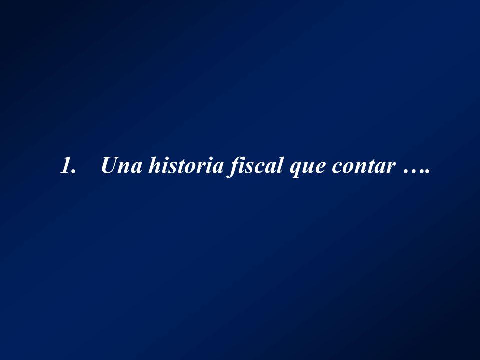1.Una historia fiscal que contar ….