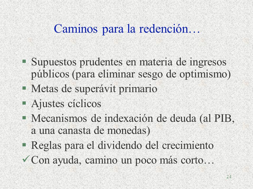 23 La calidad del gasto público en América Latina y el Caribe... Fuente: CEPAL sobre la base de información oficial. Promedios ponderados. Resultados
