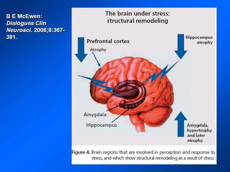 B E McEwen: Dialogues Clin Neurosci. 2006;8:367- 381.