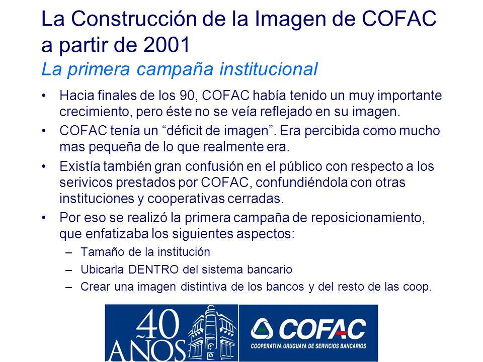 La Decisión Fundamental en el Plan Estratégico: Enfatizar o No Perfil Cooperativo Previo a la crisis de 2002, se asociaba cooperativa a institución de
