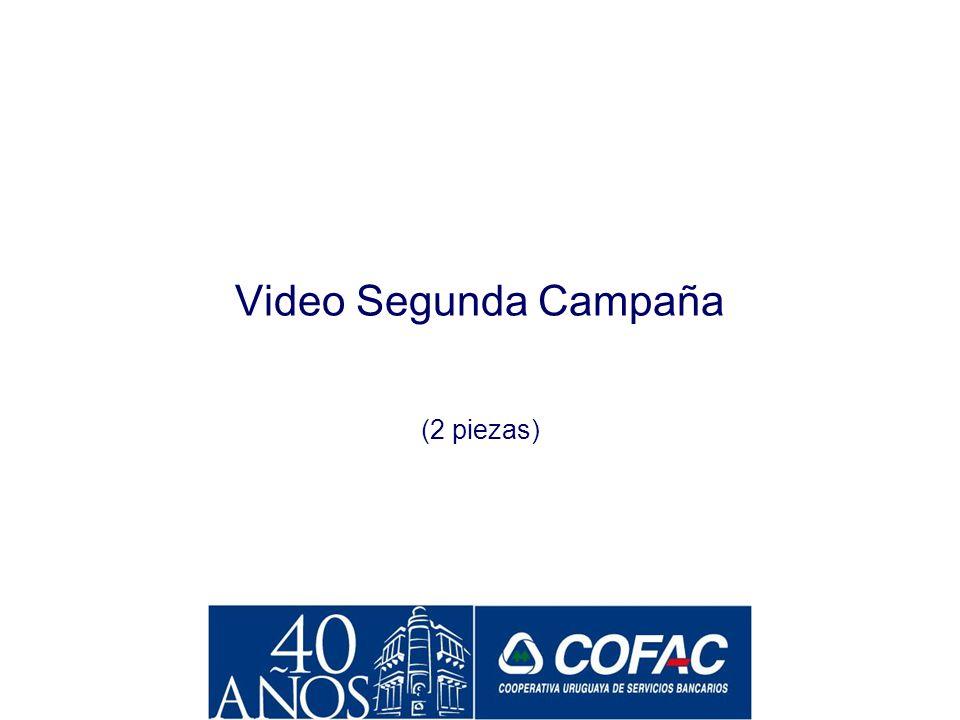 Objetivos Específicos de la Comunicación: Enfasis en diferenciación de COFAC dentro del sistema bancario. Elemento diferenciador fundamental: naturale