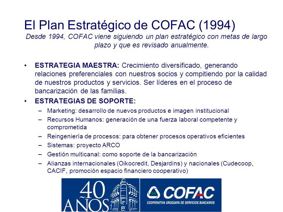 Visión Ser una de las 5 primeras instituciones bancarias en la prestación de servicios al sector no financiero uruguayo. Ser uno de los principales fa