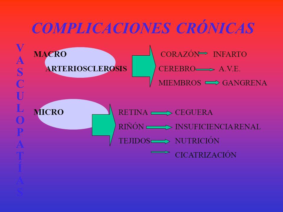 Diabetes- Mecanismo de Producción de los Síntomas ALTERACIÓN EFECTO SINTOMATOLOGÍA Metabolismo ALIENTO CETÓNICO de los ácidos CETONEMIA NAUSEA Grasos