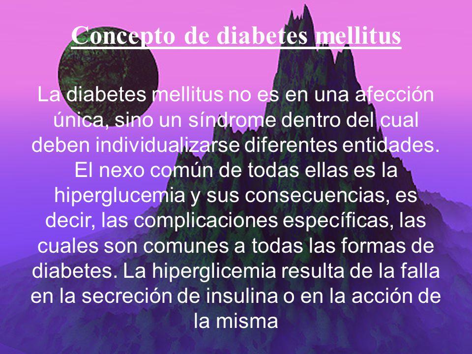 »Diabetes Importancia. General, médica y odontológica Definición Diagnóstico Clasificación Mecanismos Nuevos aportes