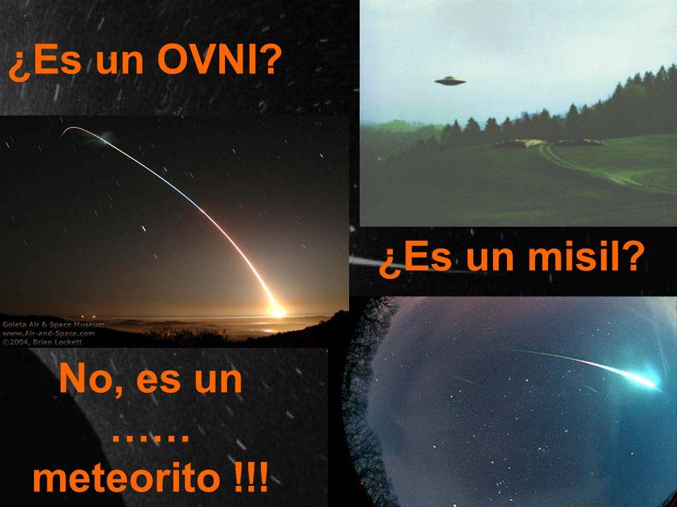 Punto de caída del meteorito Igual Prop.Kiyú J.
