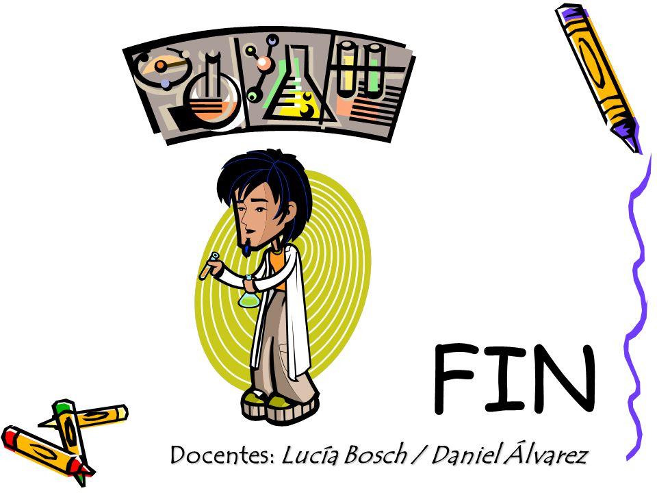 FIN Docentes: Lucía Bosch / Daniel Álvarez