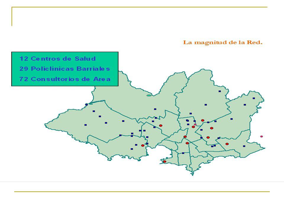 Distribución de Usuarios según Sexo y edad del Centro de Salud Jardines del Hipódromo ASSE – RAP 2006