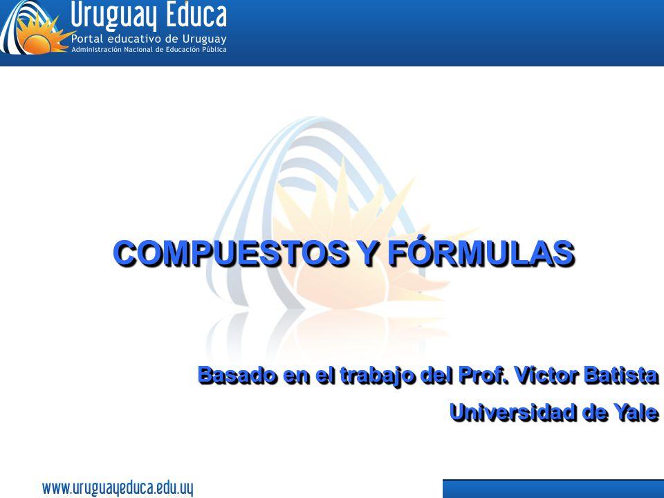 Fórmula = Masa molar = TilenolTilenol C 8 H 9 NO 2 151.2 g/mol