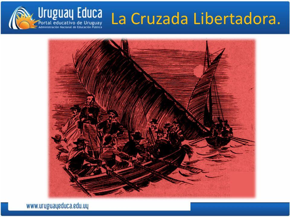 La Cruzada Libertadora.