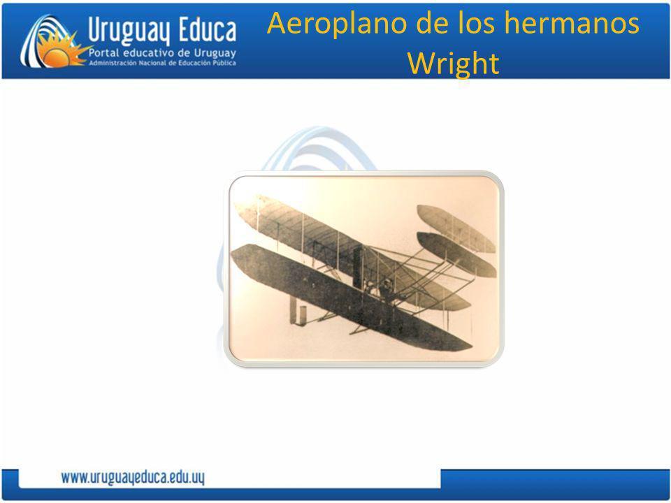 Aeroplano de los hermanos Wright