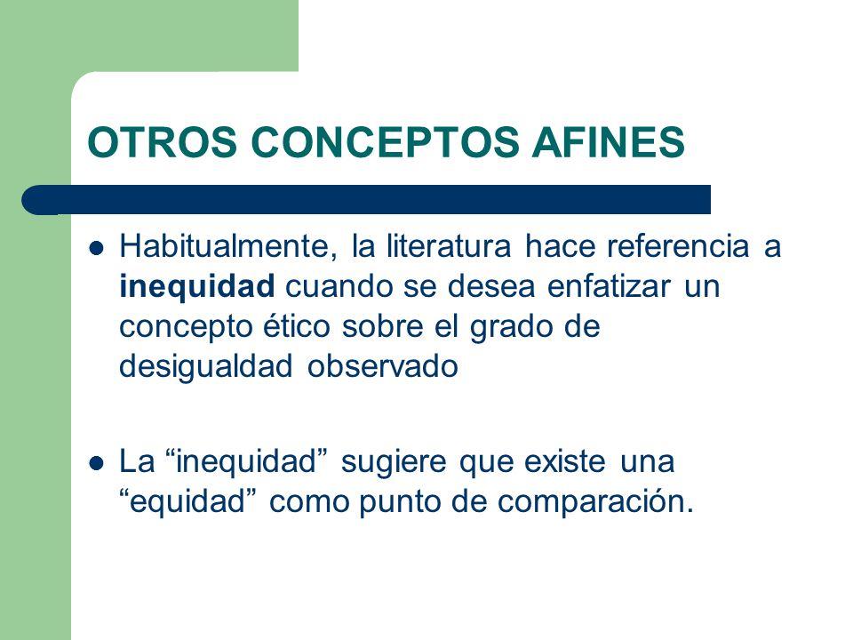 MONITOREO Y DIAGNÓSTICO: LA EVOLUCIÓN DE UN PAÍS Veremos también información sobre la pobreza En la gráfica siguiente, el umbral está definido por la propuesta realizada por el INE (1997) Ver Amarante y Perazzo (2008).
