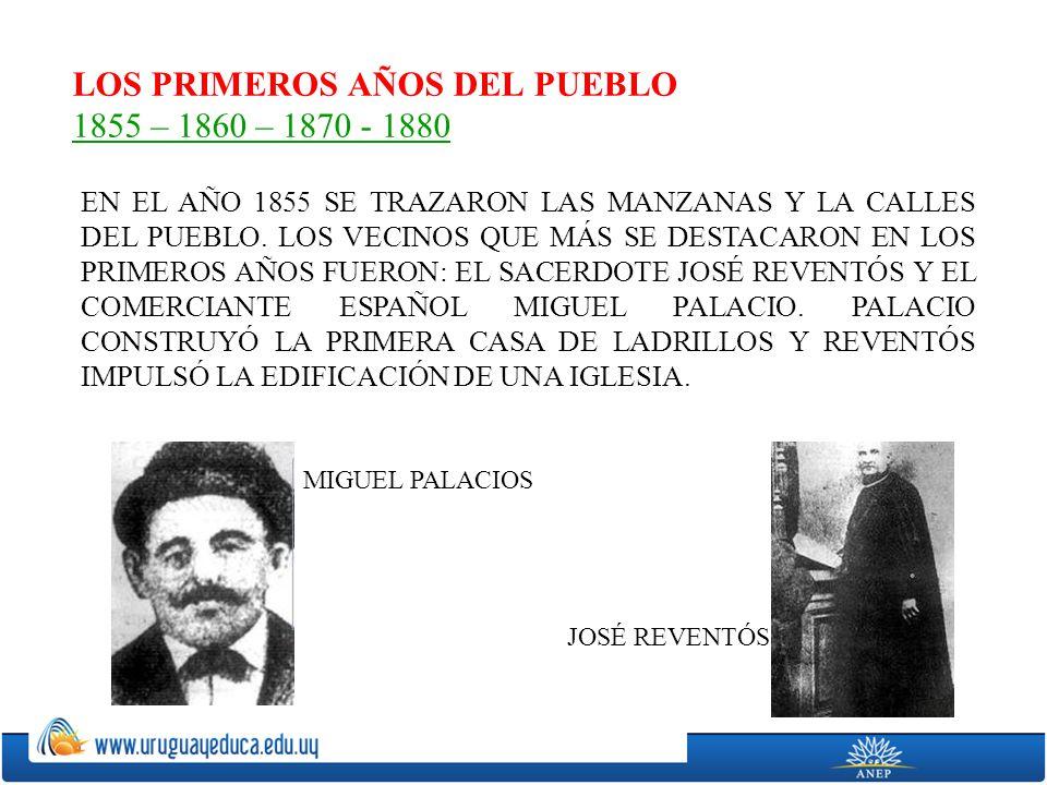 EN 1890 EL SR.JUAN FERNÁNDEZ VERGARA, JUNTO A OTROS VECINOS, FUNDA EL PUEBLO DE VERGARA.