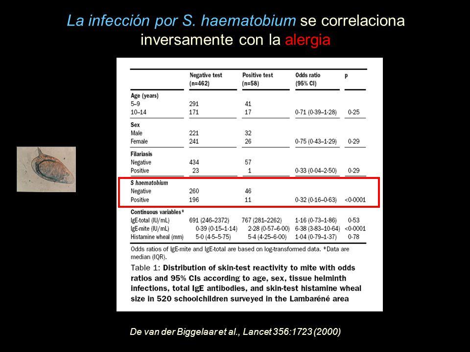 La infección por S.