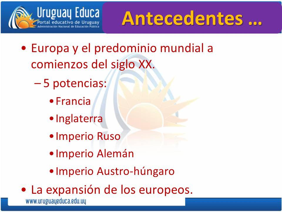 CréditosImágenes: Portal Uruguay Educa.Fuentes: Crónica del siglo XX.