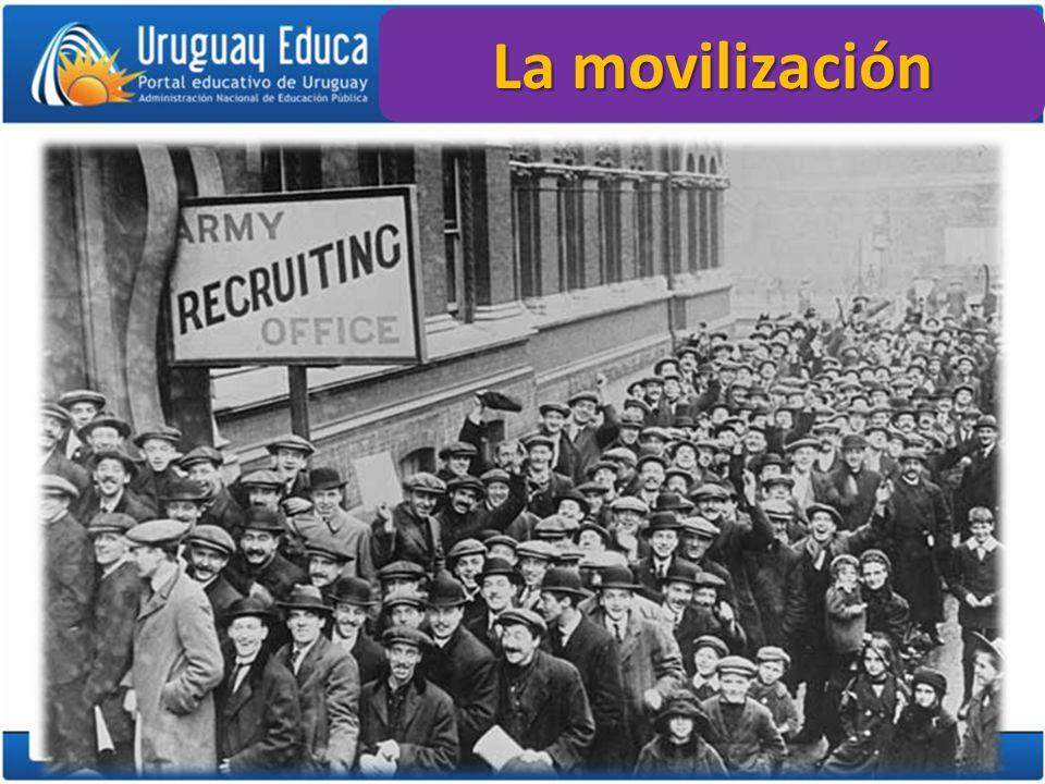 La movilización