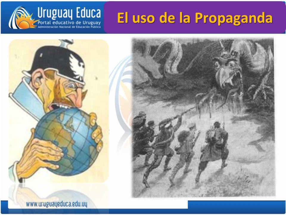 El uso de la Propaganda