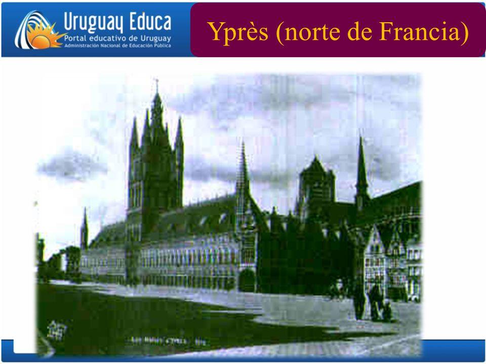 Yprès (norte de Francia)
