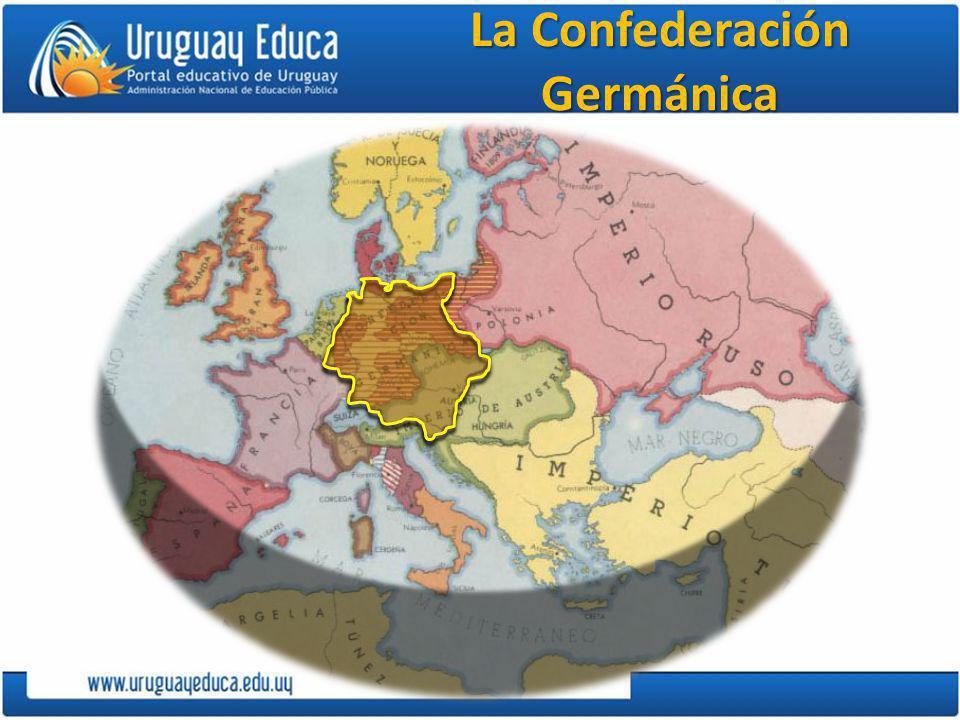 La Confederación Germánica