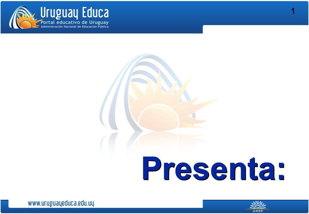 1 Presenta: Presenta: