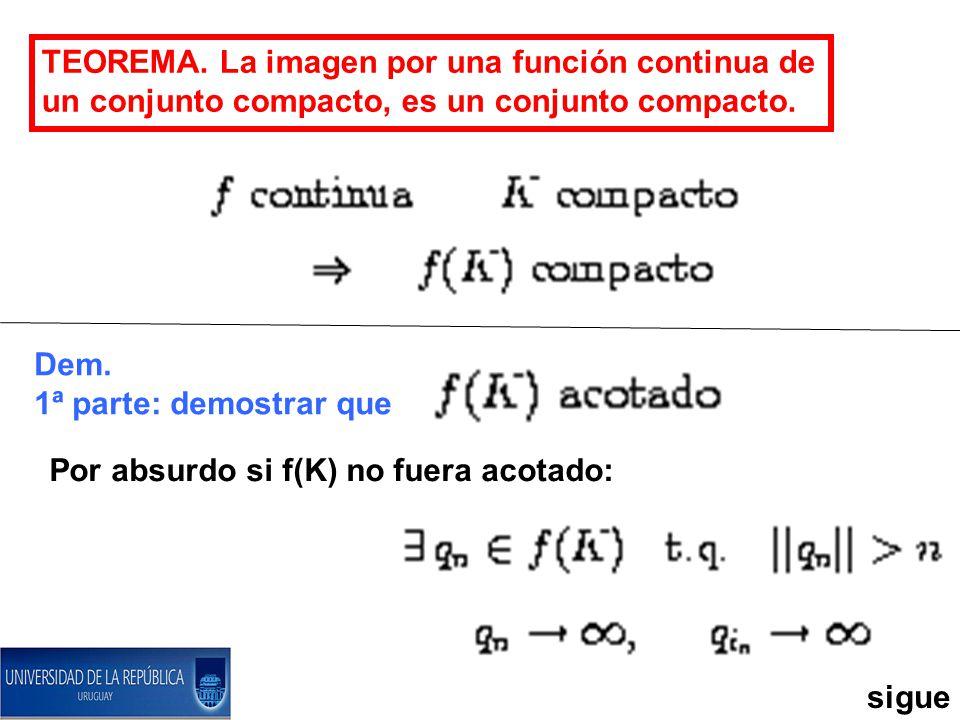 CLASE 9 PARTE 4: PROPIEDADES DE LA CONTINUIDAD UNIFORME Cálculo Diferencial e Integral II.