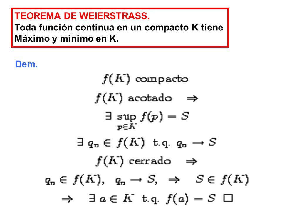 CLASE 9 PARTE 3: CONTINUIDAD UNIFORME Cálculo Diferencial e Integral II.