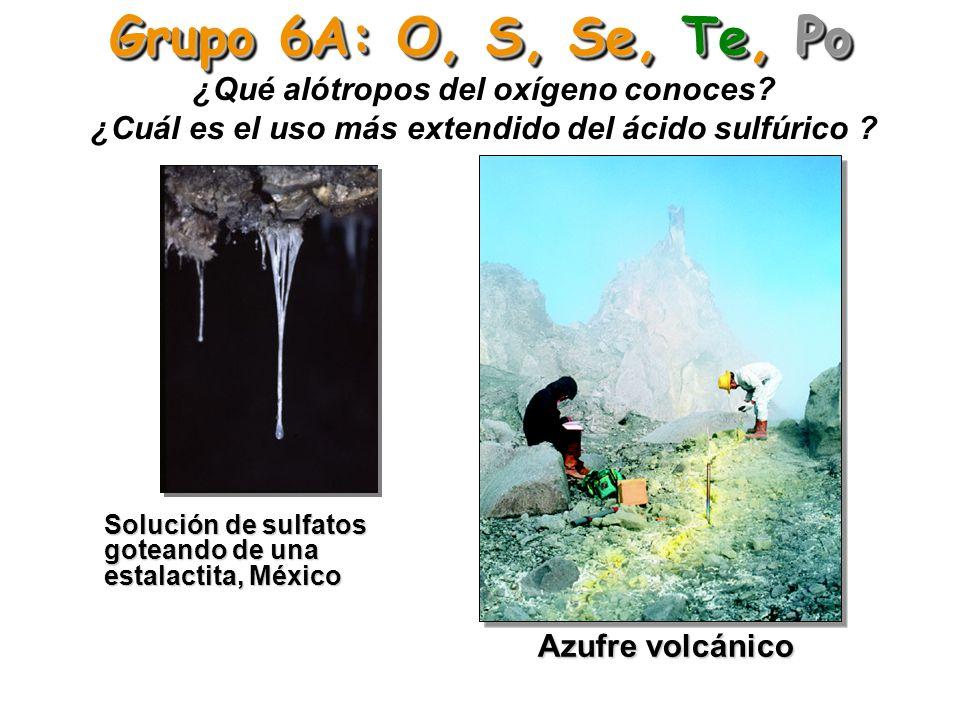 P (Fósforo) El fósforo es esencial para la vida.