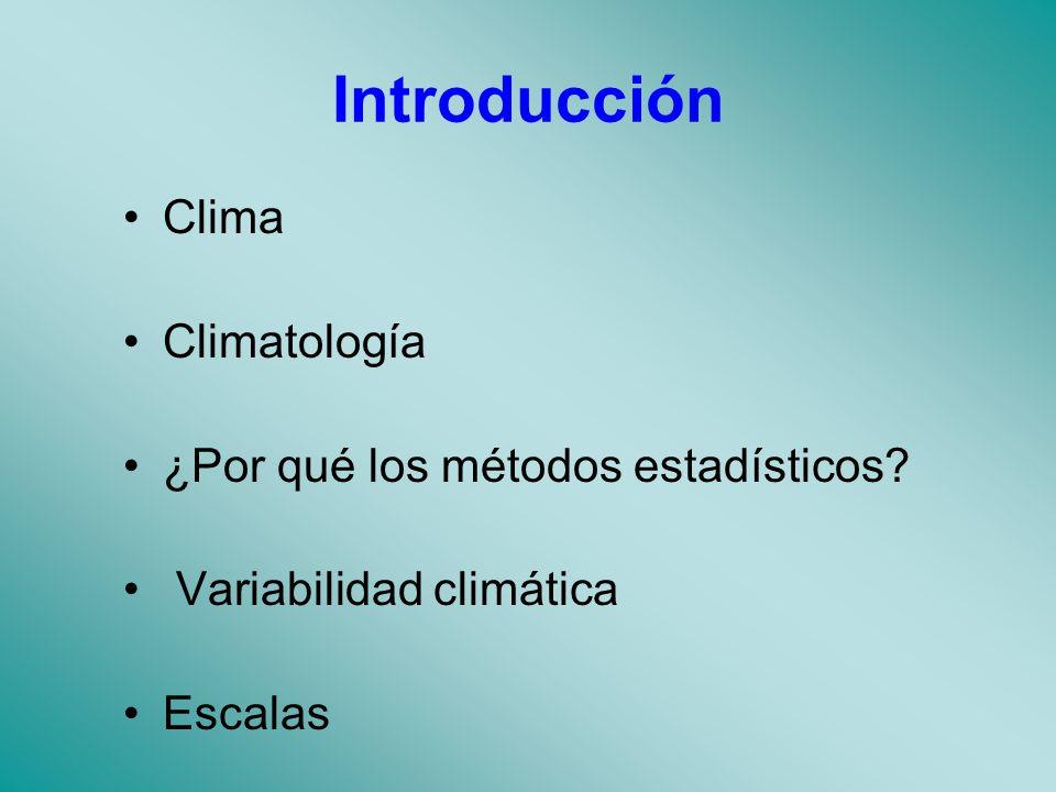 Variabilidad interanual Temperatura media en Paysandú: 1951-2002