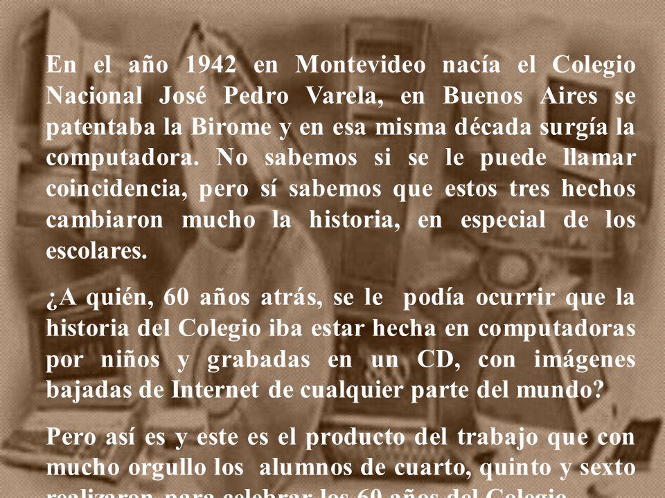 La educación es producto del esfuerzo y del estímulo, afirmaba Varela y nada mejor han podido afirmar los grandes maestros del presente.