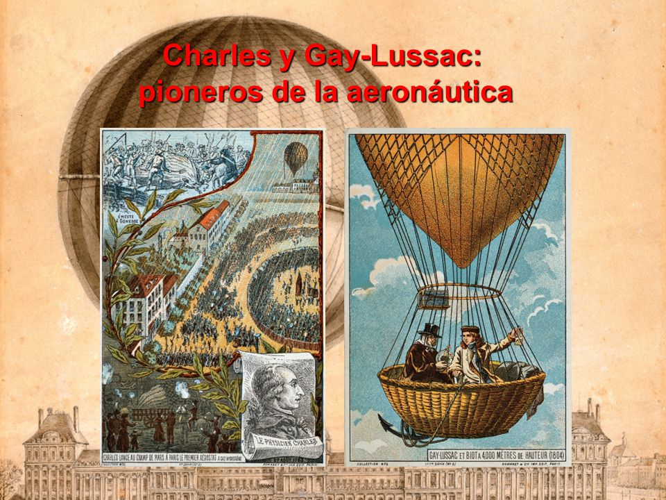 13 Jacques Charles (1746-1823) (1746-1823) Ley de Charles y Gay Lussac V = (nRT/P) = kT V y T -en estas condiciones- son directamente proporcionales Joseph Gay-Lussac (1778-1850) (1778-1850) Si n y P permanecen constantes