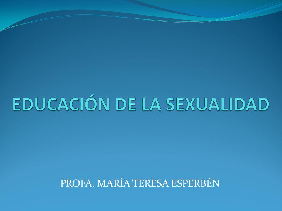 PROFA. MARÍA TERESA ESPERBÉN