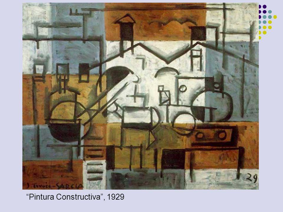 Pintura Constructiva, 1929