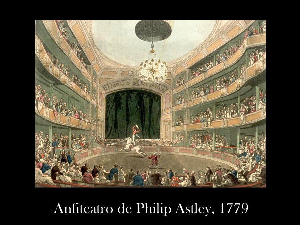 Anfiteatro de Philip Astley, 1779