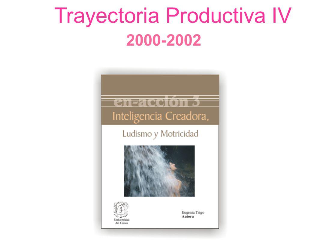 Trayectoria Productiva IV 2000-2002