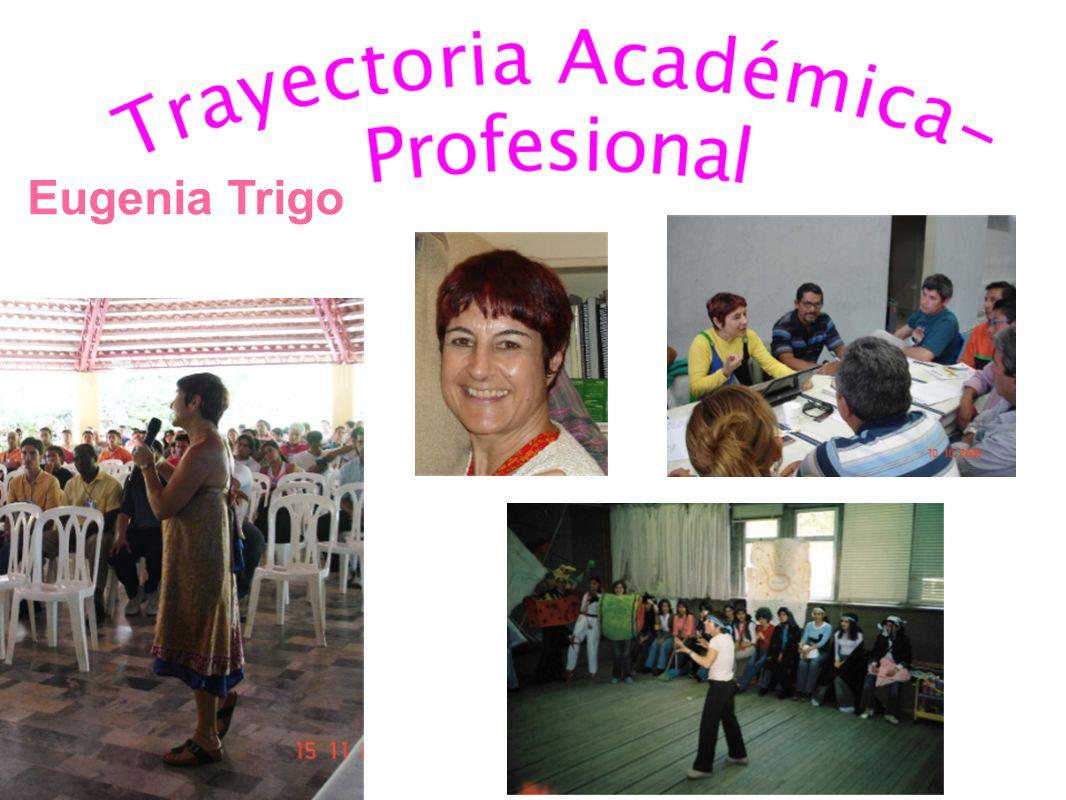 Trayectoria Profesional 5 Universidad del Cauca - Colombia (2004-2008) Licenciatura en Educación Física Doctorado en Ciencias de la Educación Maestría en Educación Motricidad y Creatividad Epistemología de la Ciencia
