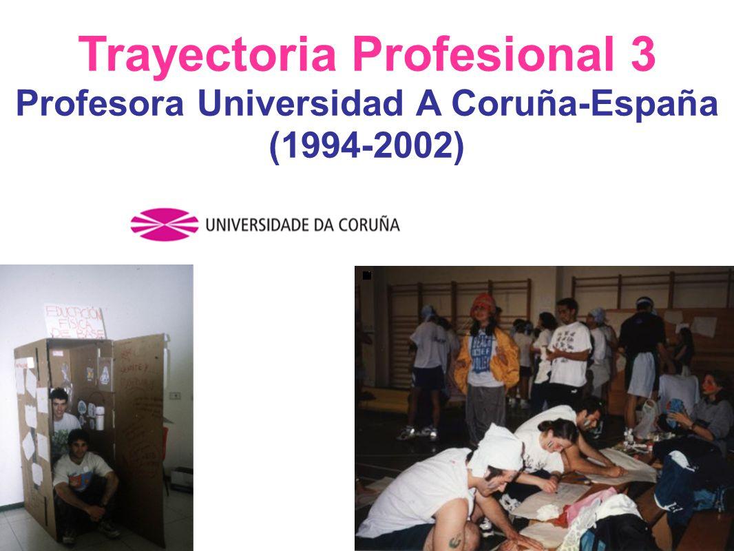 EUGENIA TRIGO Trabajo individual (1975-1994) Equipo Investigación Kon-traste (1994-2004) Equipo Investigación Kon-moción (2004-2009) Red Internacional Investigadores MH (2000-…) Instituto Internacional del Saber (2009…)
