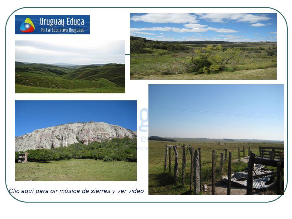 Enciclopedia GeográficaEnciclopedia Geográfica del Uruguay Audio Audio Busca aquí información El Uruguay es en conjunto un país llano, ligeramente ond
