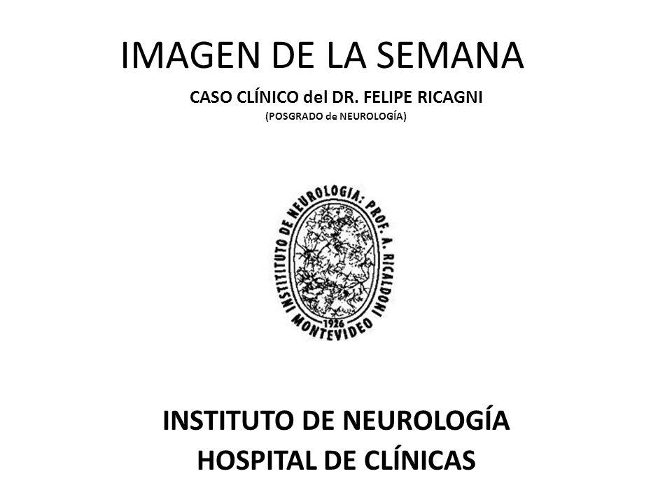 IMAGEN DE LA SEMANA CASO CLÍNICO del DR.