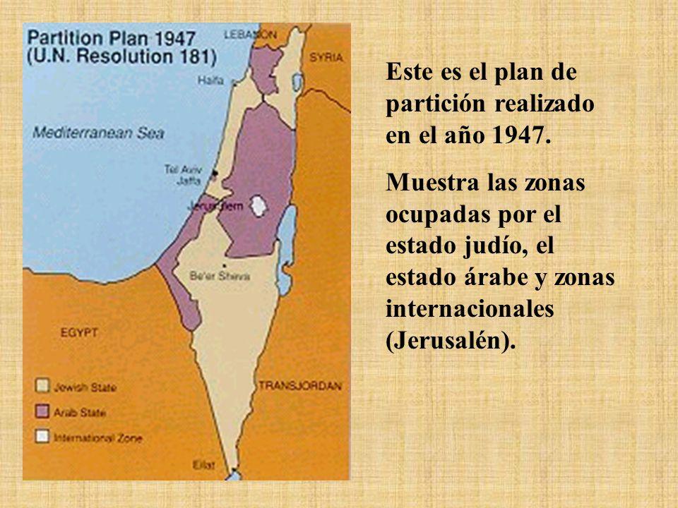 Historia de Israel a través de los años En la siguiente presentación mostraremos a través de diversos mapas la evolución del territorio israelí con relación a las guerras allí libradas.