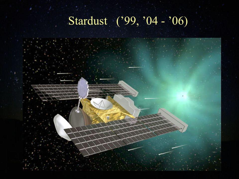 Stardust (99, 04 - 06)