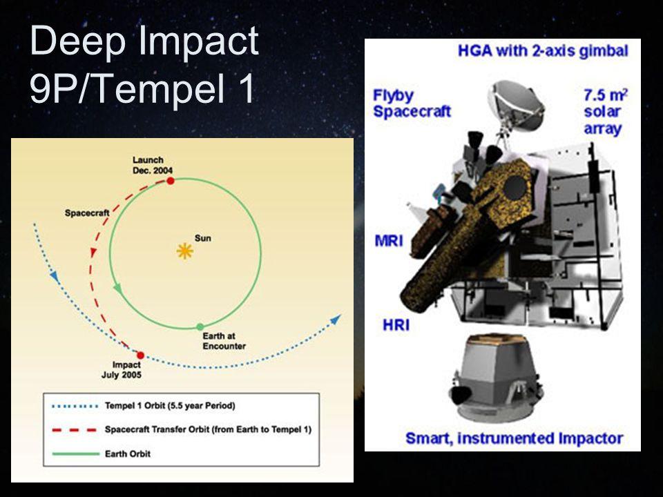Deep Impact 9P/Tempel 1