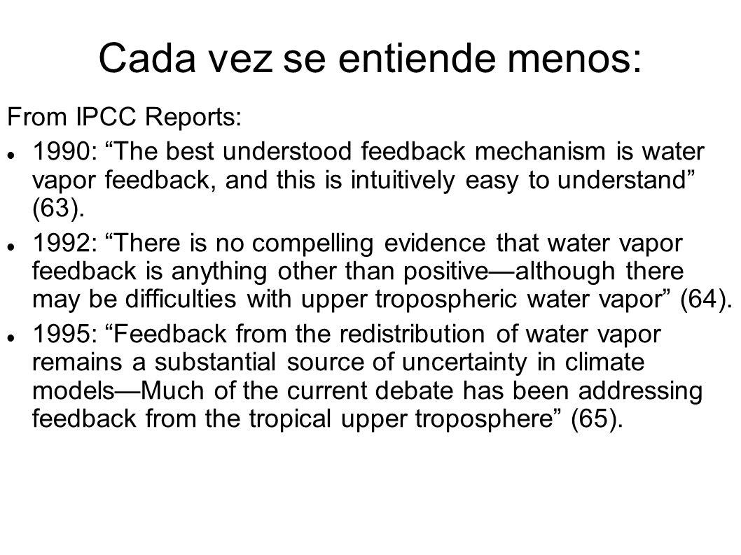 Third Assessment Report - 2001