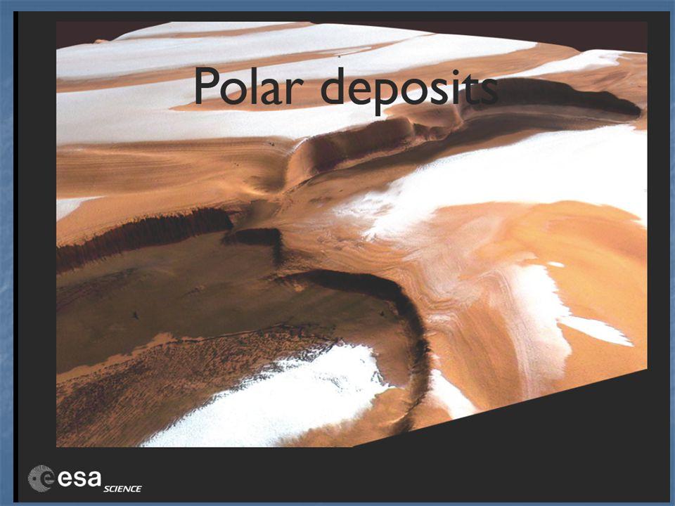 FORZAMIENTO ASTRONOMICO En Marte