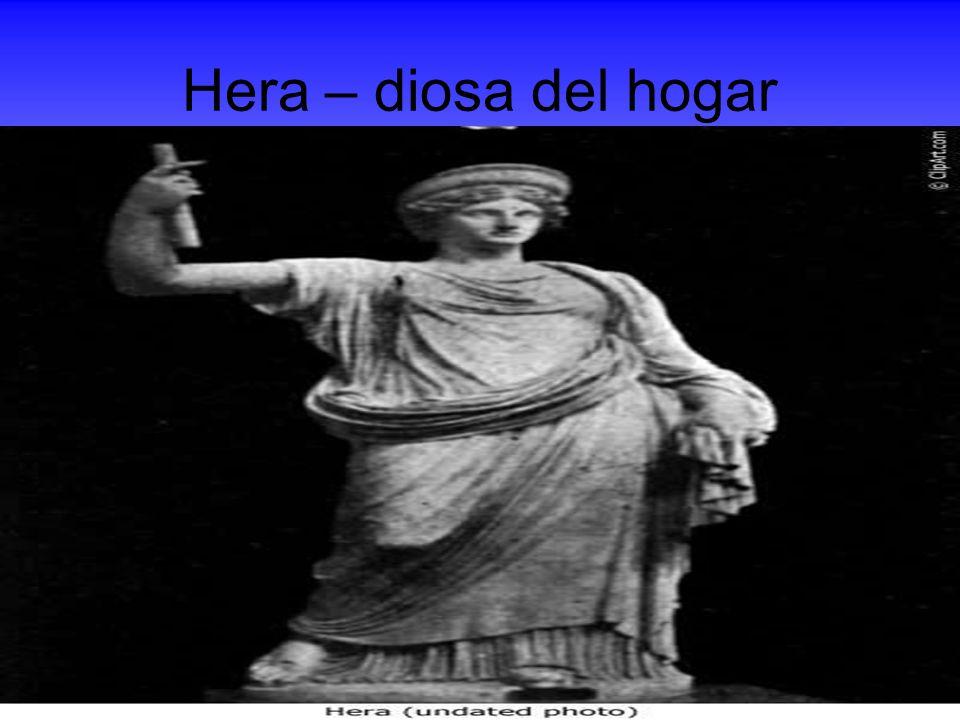 Hera – diosa del hogar