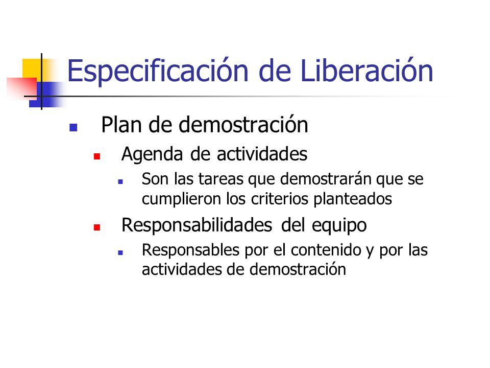 Líneas Base : Ideas avanzadas En todo momento existe una línea base recomendada del proyecto.