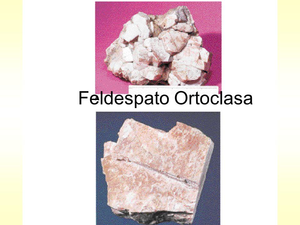 Feldespato Ortoclasa