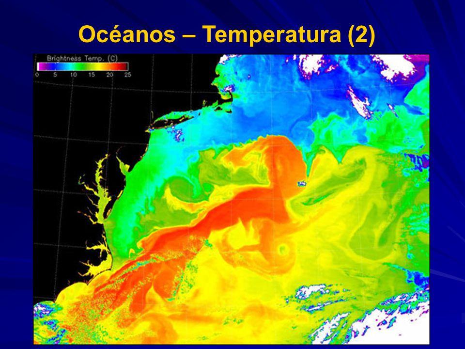 Océanos – Temperatura (2)