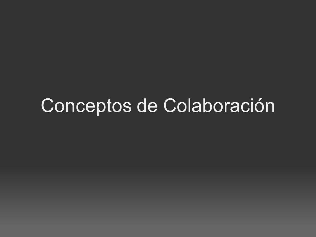 Conceptos de Colaboración